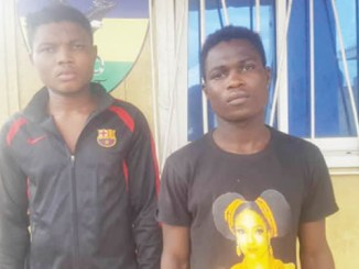 I became a robber after my N70,000 phone was stolen in a bus – Suspect who robbed businessman of N4.4m jewelry and raped his housemaid