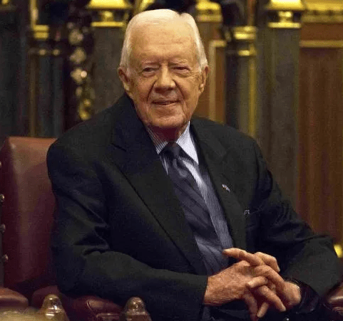 Former US President, Jimmy Carter hospitalised again after suffering pelvic fracture