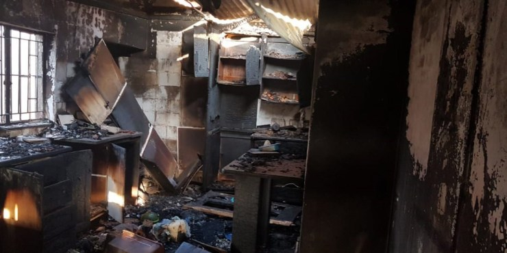 XENOPHOBIA: Photos of Nigerian Businesses Burnt and Looted in South Africa