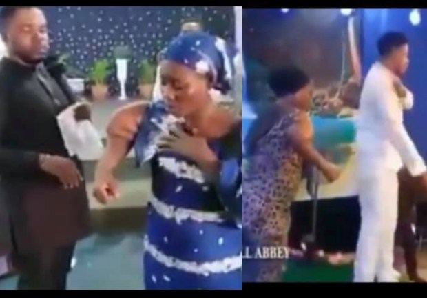 Two other Pastors that used same lady for same miracle exposed; her medical condition has been uncovered (videos)