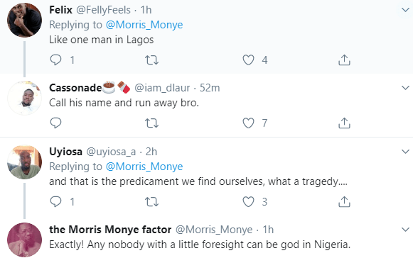 See how Nigerians are reacting to the arrest of Mompha
