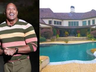 Dwayne 'The Rock' Johnson buys $9 Million Georgia Estate