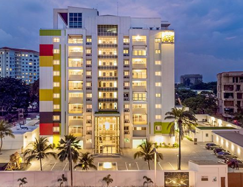 Bella Adenuga Disu completes luxurious?high rise complex with 18 Units of Luxury Serviced Apartments (Photo)
