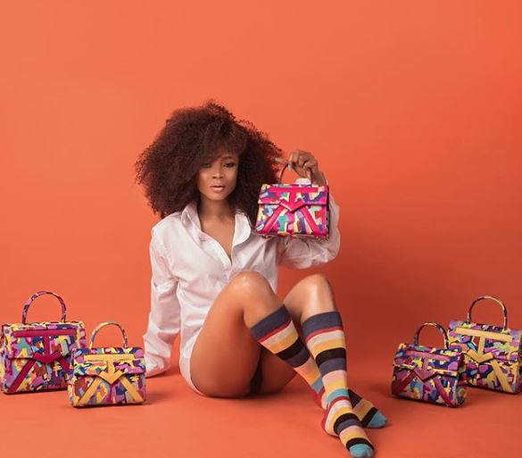Toke Makinwa shares sexy new photos to celebrate her 35th burthday