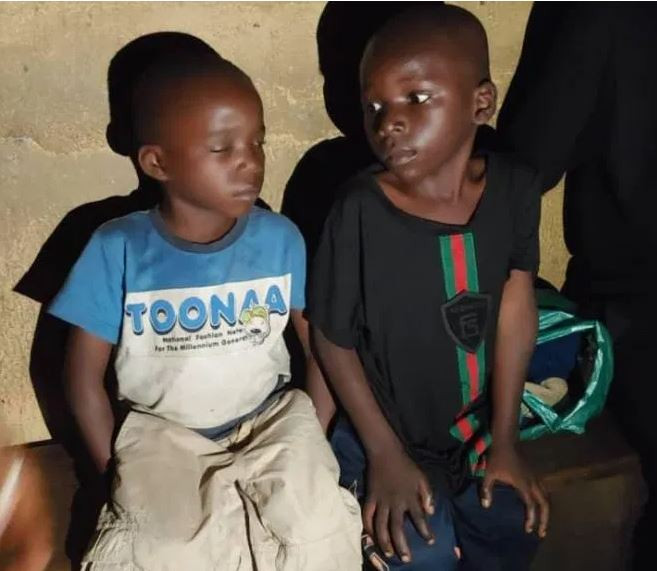Lagos couple arrested after buying two kids for N140,000