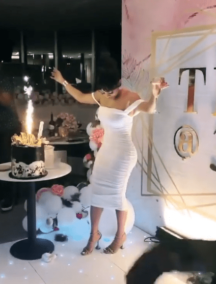 Photos and videos from Toke Makinwa