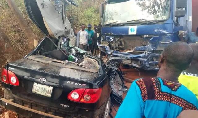 12 people die, 9 others injured in Niger State auto crash