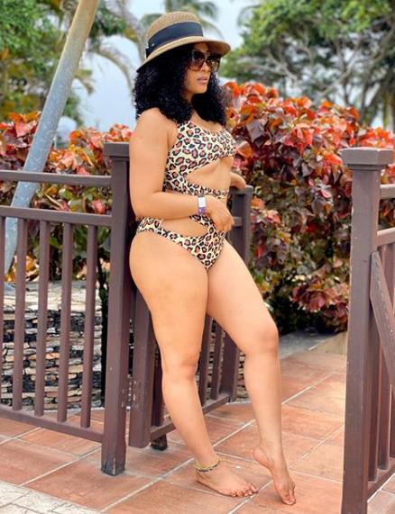 Actress Rosy Meurer?shows off her sexy bikini body in new photos