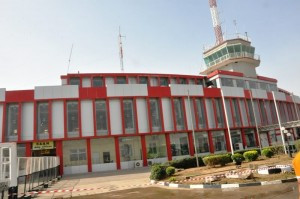 Suspected child trafficker caught with 6-months-old baby at Kano airport