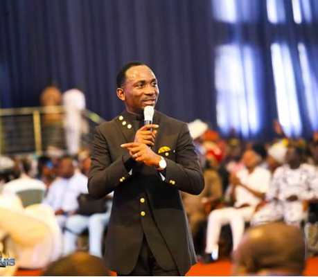 Dr. Paul Enenche dedicates new song