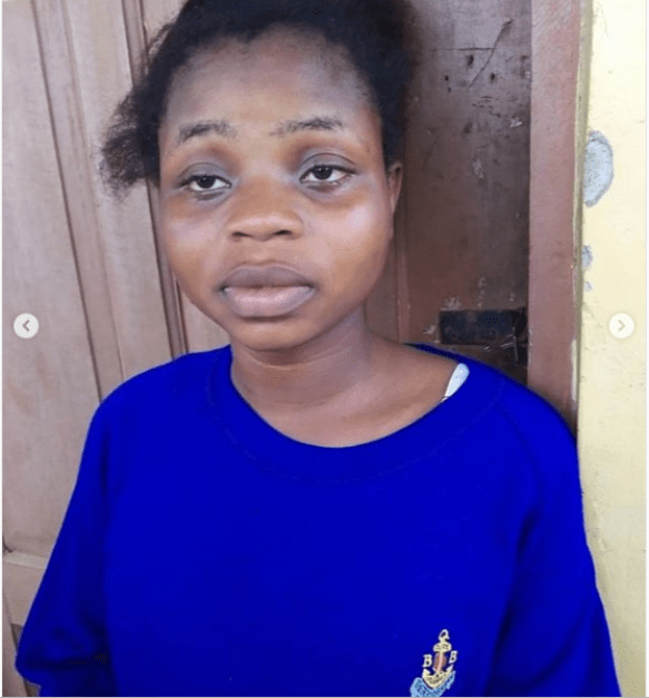 FUTA student who was ganged up on and assaulted is left with?a swollen face (See Photos)