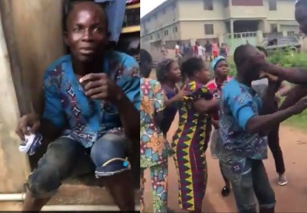 Man nabbed while trying to steal panties from a FUTA student's apartment lindaikejisblog