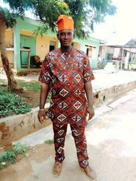 Photos of man allegedly killed by Vigilante member in Osun for