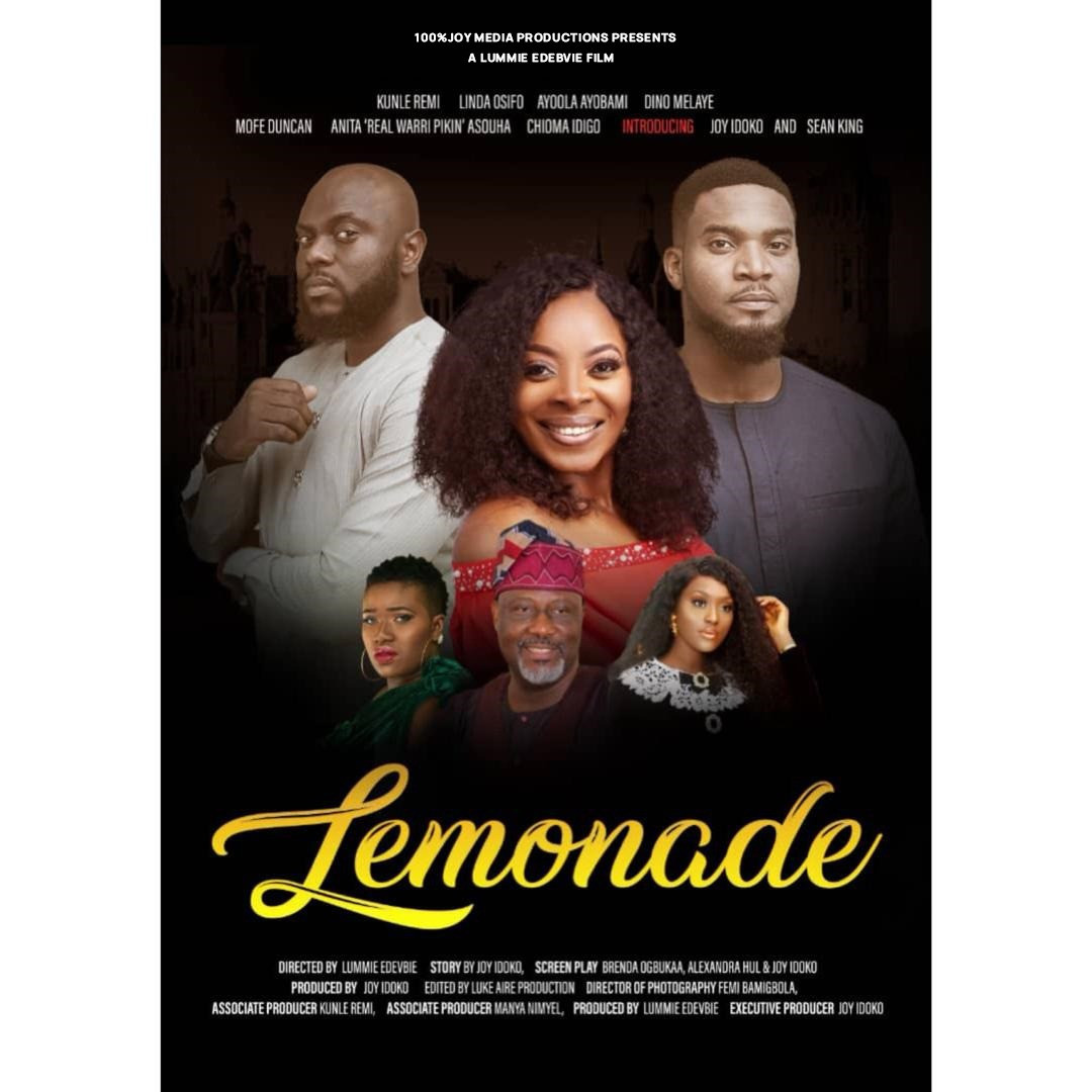 Dino Melaye, Kunle Remi, Joy Idoko, Others Star in Lemonade Movie, Premieres on December 11 in Abuja