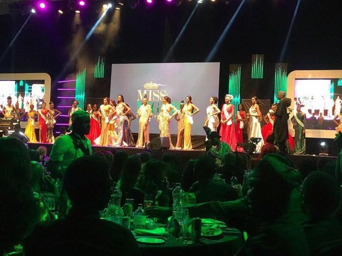 Etsanyi Tukura crowned Miss Nigeria 2019 (photos)