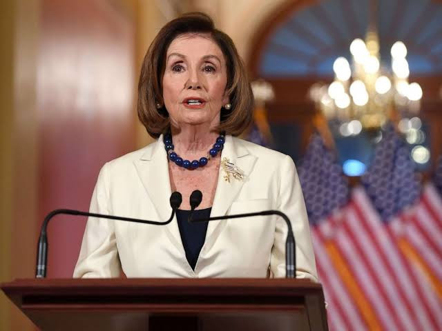 Nancy Pelosi directs the House of Reps to move ahead with Trump