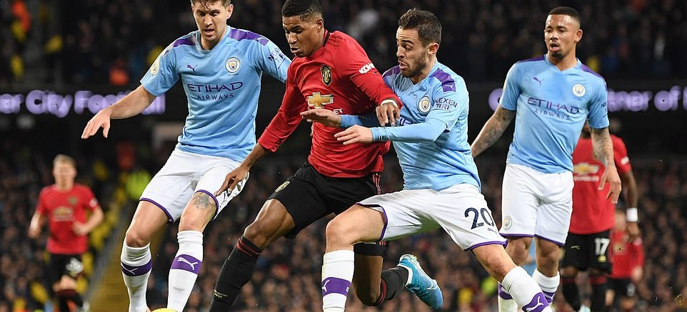 Manchester City stunned 1-2 by Man United at home as Solksjaer gives Guardiola tactical schooling in mouth watering clash at Etihad