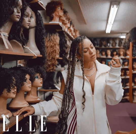 Beyonce admits she gives ?zero f***s? about weight gain as she opens up in Elle Magazine (photos)