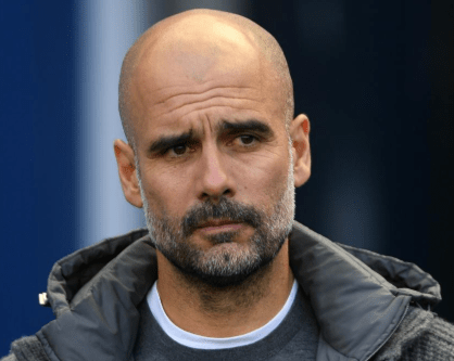 Manchester City coach, Pep Guardiola bans players from attending Christmas party