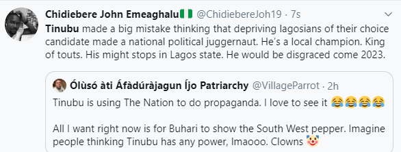 Nigerians react after The Nation newspaper shares article tackling President Buhari