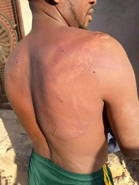Photos of the eight musicians brutally beaten on alleged order of Kebbi Governor