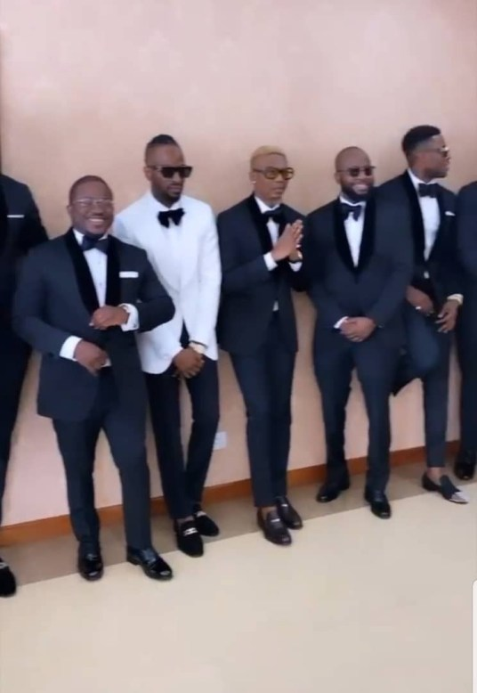 First photos from singer, 9ice