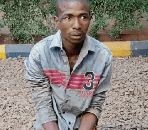 ?I was drunk, angry when I raped 54-year-old woman to death ? arrested Herdsman says