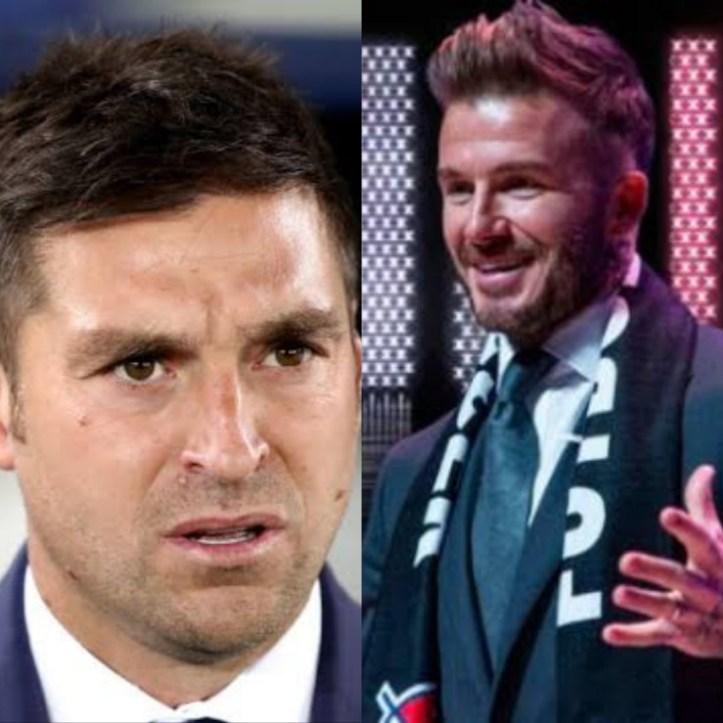 Diego Alonso beats Patrick Vieira to become new coach of David Beckham