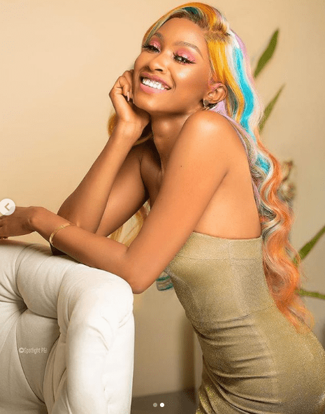 Let it heal and let it go - Actress Ronke Tiamiyu says as she shares new photos after mistakenly uploading her masturbation video on Snapchat