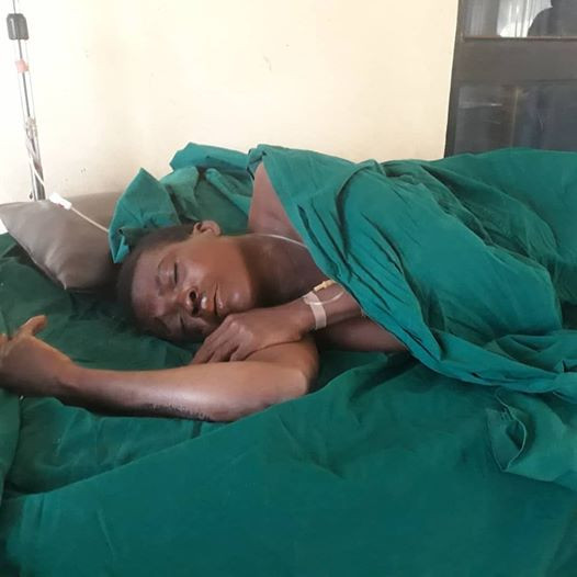 Information required about woman found lying unconscious by the roadside in Anambra