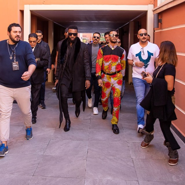 Global Celebrity Stylist SWANKYJERRY bags multi million Naira endorsement deal with Chivas Regal XV