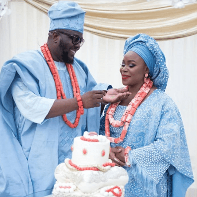 Singer Omawumi and hubby, Tosin Yusuf,  celebrate 2nd wedding anniversary