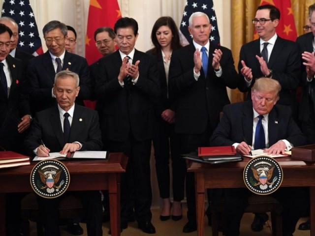 Trump finally signs