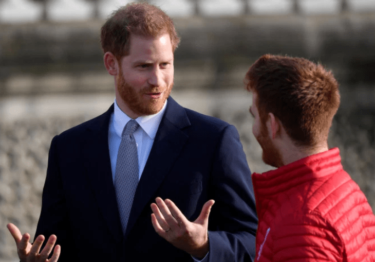 Prince Harry posts video of ?last? royal job with Stone Roses song lyric ?I?d like to leave the country?