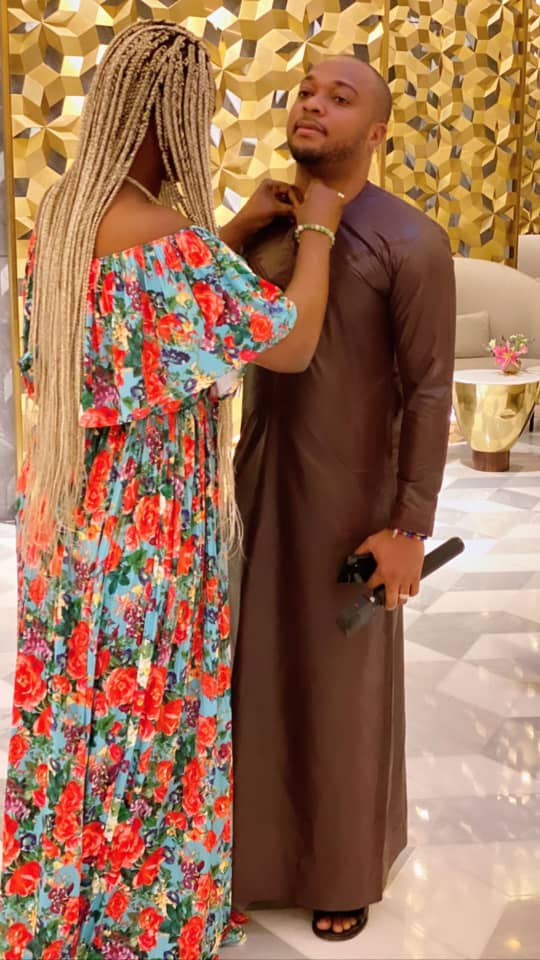 Actress Chizzy Alichi and her husband enjoying honeymoon (photos)