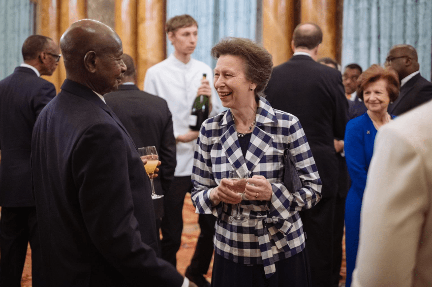 President Buhari noticeably absent at UK summit dinner for African leaders, Nigerians react