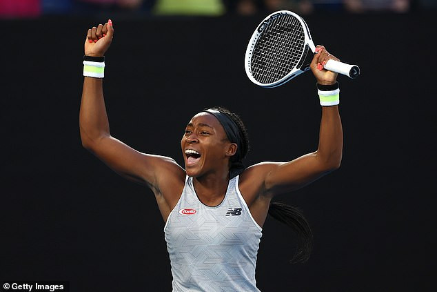15-year-old Cocu Gauff defeats defending champion Naomi Osaka in straights sets at Australian Open