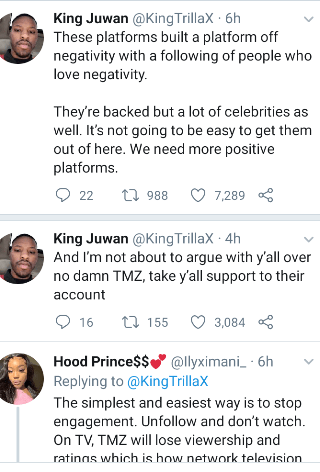 Twitter user gets everyone talking after saying that TMZ should be shut down for revealing Kobe Bryant