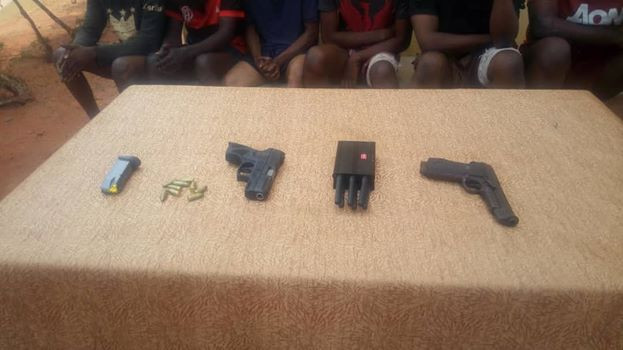 Ex-convict arrested in Anambra for armed robbery six months after release from prison