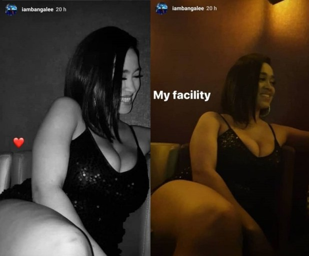 'My facility' - D'banj writes as he gushes over his wife Lineo Didi Kilgrow's sexy photos