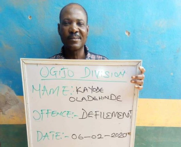 Man, 50, arrested for impregnating 13-year-old step daughter (photo)