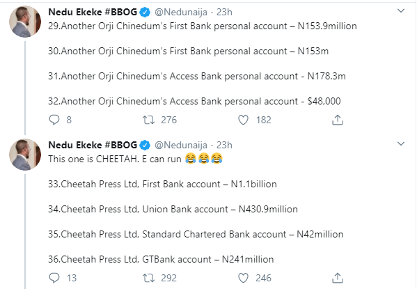 EFCC quizzes former Governor T.A Orji and son over alleged billions of Naira heist! See accounts traced to son and all the money inside! Incredible!