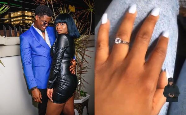 BBNaija's Seyi Awolowo and girlfriend