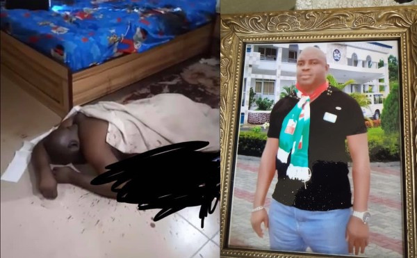 Man stabbed to death by wife in Port Harcourt (graphic videos)