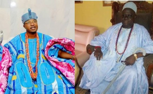Oluwo of Iwo accused of allegedly beating up Agbowu of Ogbagbaa during a peace meeting