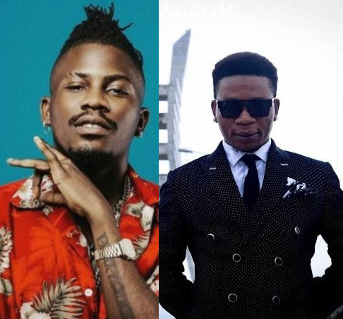 YCee slams Vic O after he challenged him to a rap battle that caught MTV Base West Africa's attention