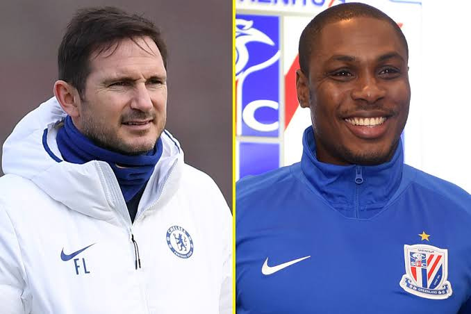 I expect a tough game against Man United after capture of Odion Ighalo & Bruno Fernandes - Chelsea Coach Frank Lampard says