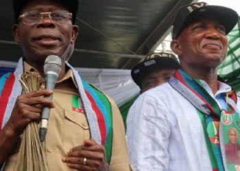 Conduct fresh election in Bayelsa - APC writes INEC