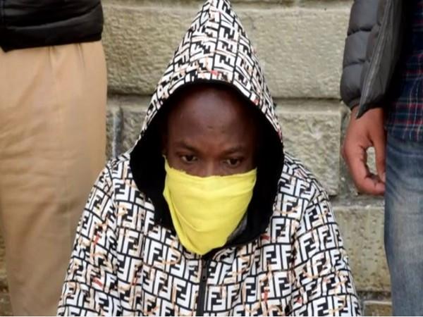 Nigerian man arrested for