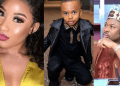 """""""No one can change your name or turn your face away from me"""" Churchill writes lengthy birthday message to his son as he accuses Tonto Dikeh of keeping them apart"""